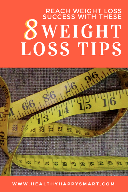 easy weight loss tips for weight loss success!