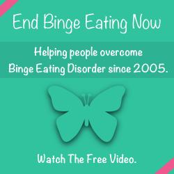End Binge Eating Now - a guidebook and personal experience of Binge Eating Disorder. #Binge #eatingDisorder - -- 41 things to do instead of binge eating