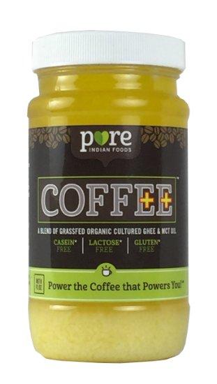 Coffee++ Paleo Butter Coffee Creamer - non dairy creamer ideas