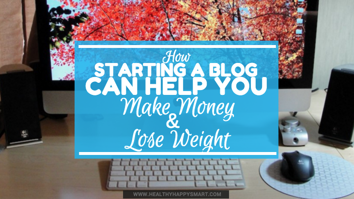 Make Money & Lose weight by starting your own weight loss blog! Learn how....