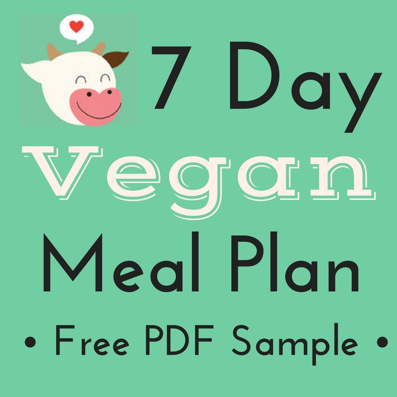 Vegan Meal Plan - Plant Based Eating Plan • Healthy.Happy ...