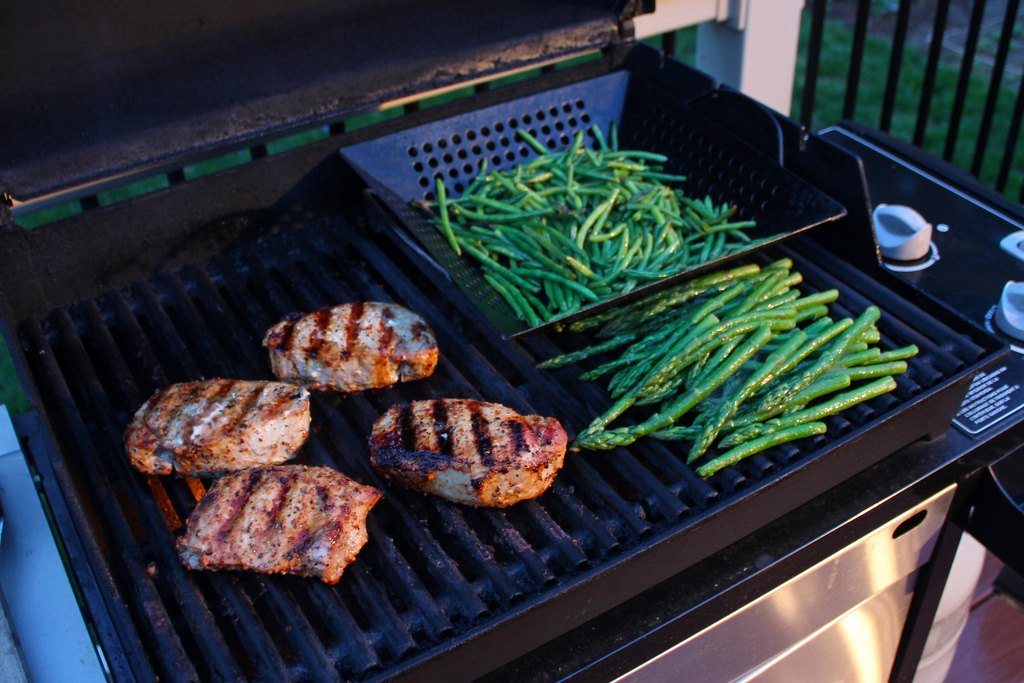 Grilling Ideas - meats, veggies, fruits
