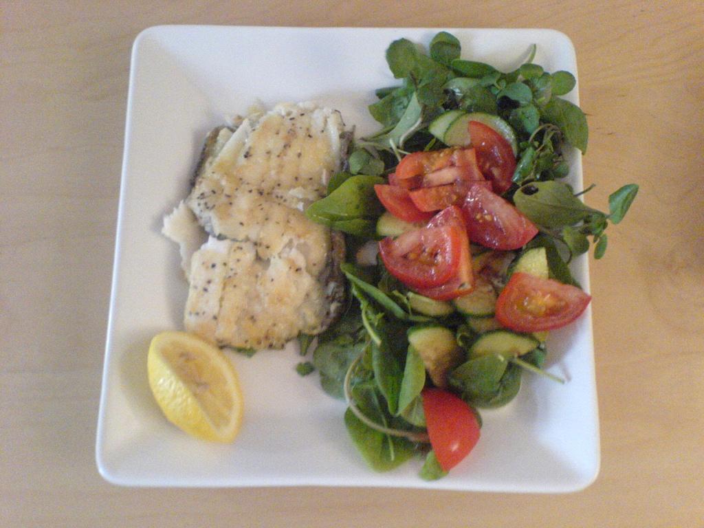 Keto Meal Plan recipe: Sole Meuniere ---- keto weekly meal plan