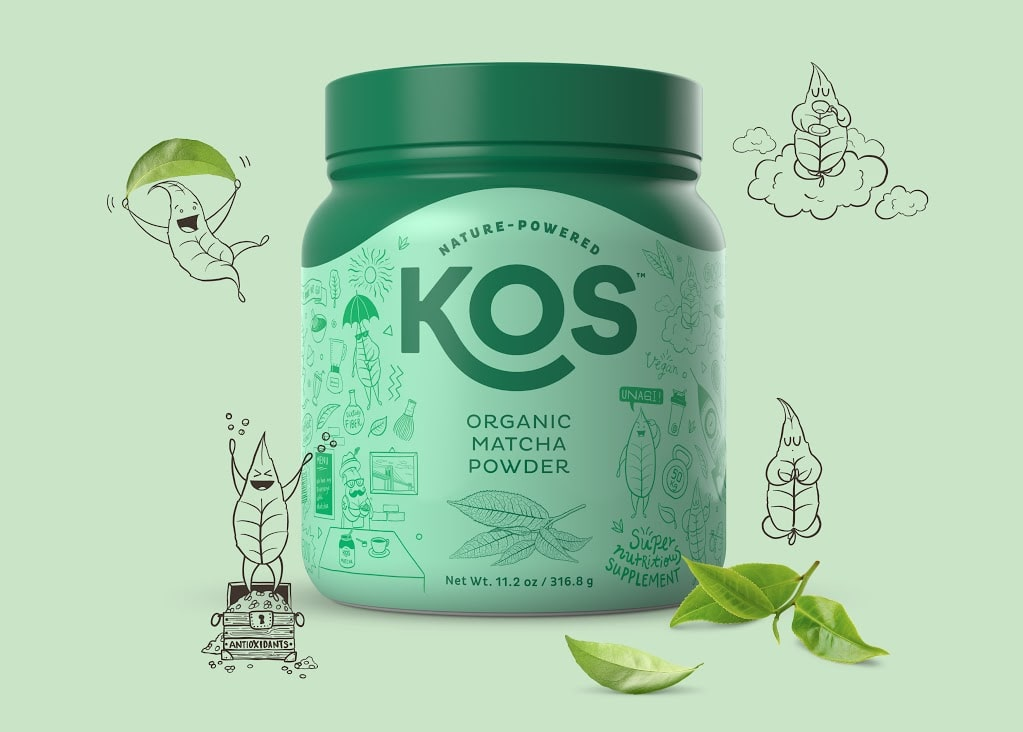 Matcha - weight loss smoothies