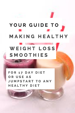 Healthy lunch smoothie recipes for weight loss