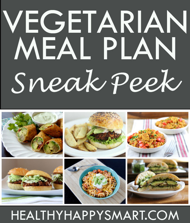 Vegetarian meal plan 7 day meal plan recipes shopping list forumfinder Images