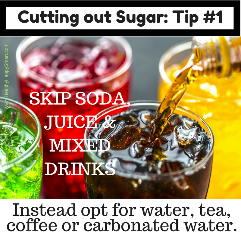 Cut out Sugar from your diet - and why you should do it. Click to see more tips. #SugarFree #SugarAddiction #Keto