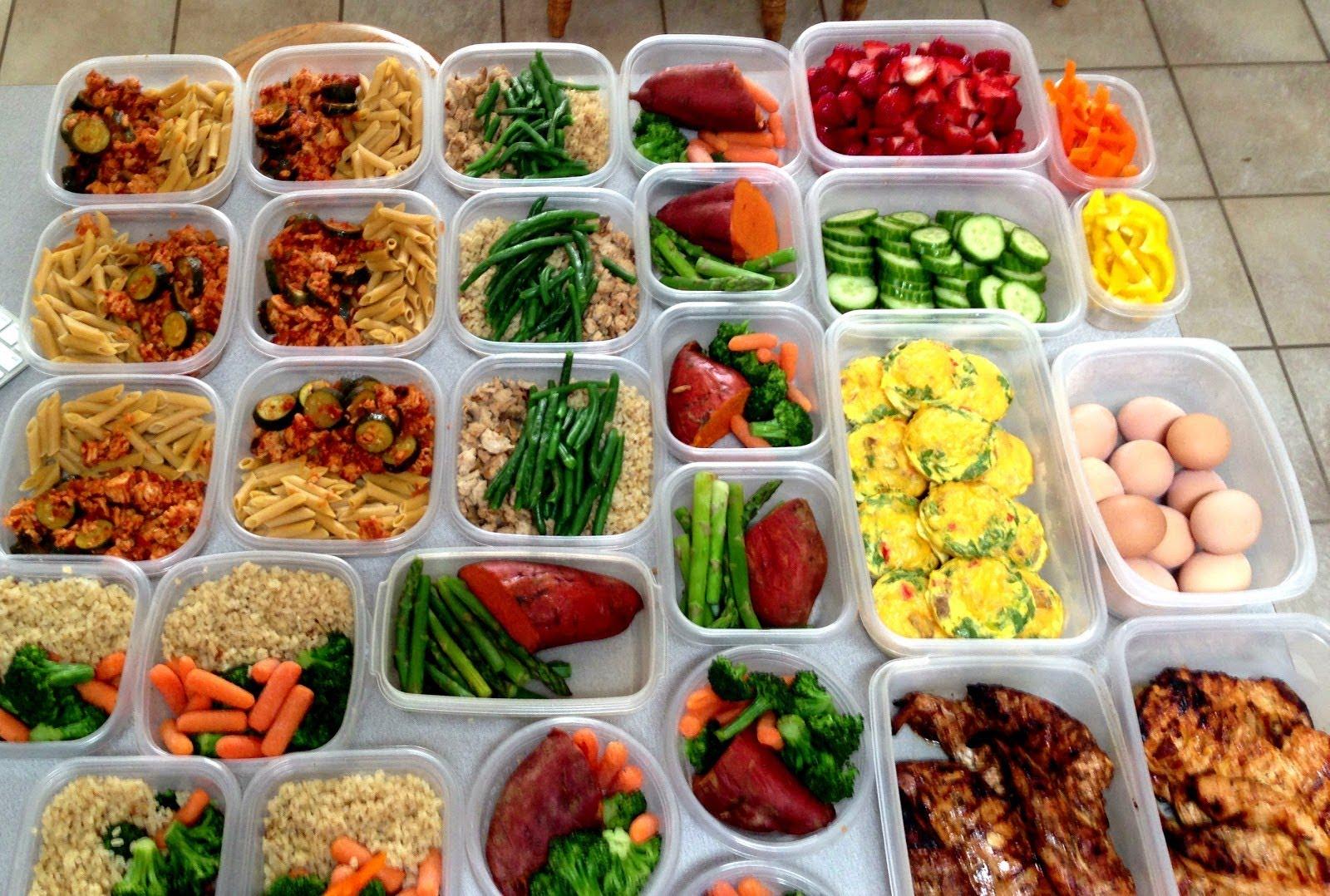 Paleo Diet Plan - 7 Paleo Meal Prep Ideas