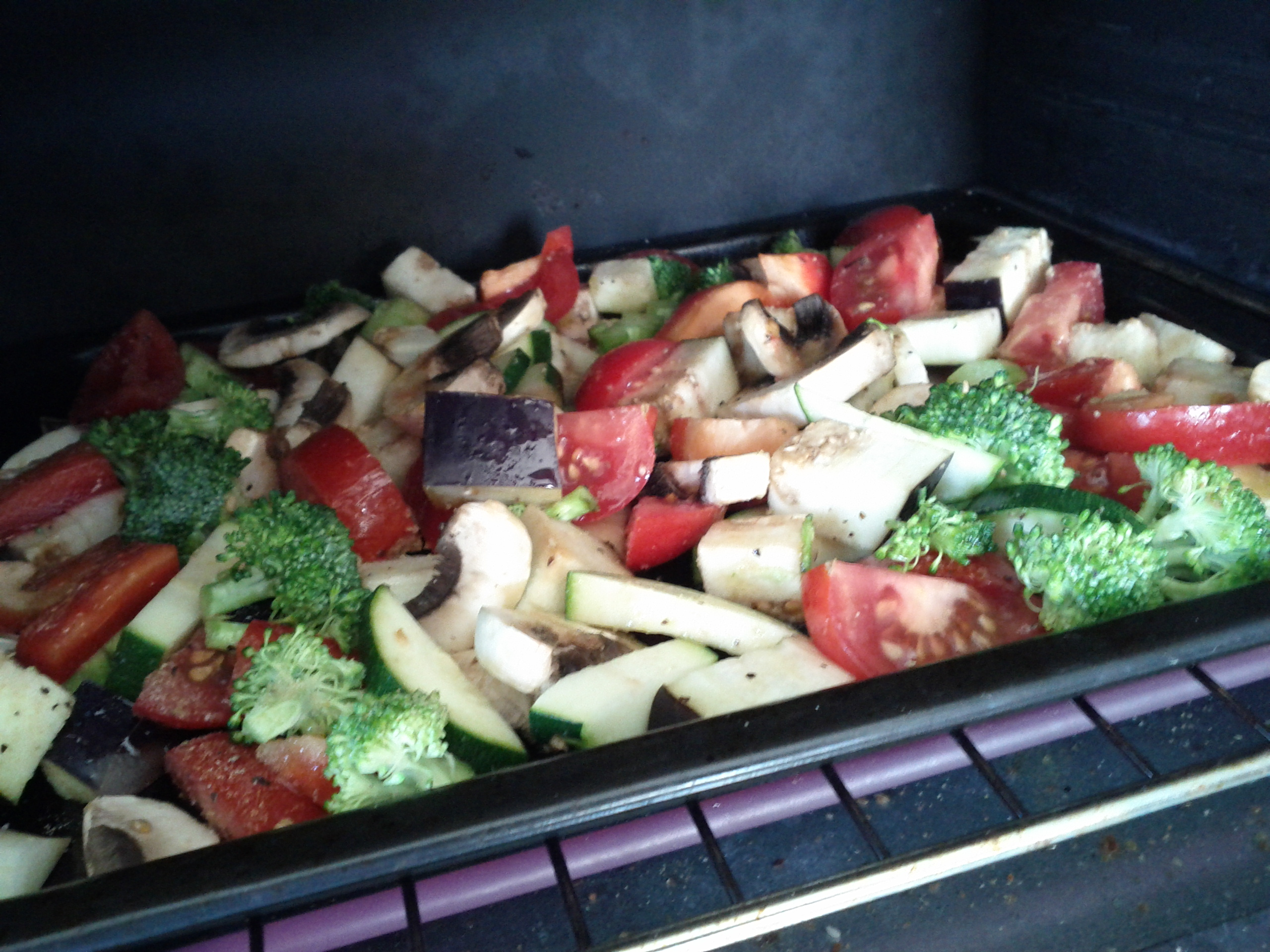 Roasted Vegetables How To Cooking Series Recipe Ideas