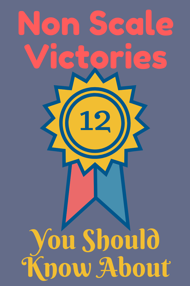 Non scale victories you should know about. Motivation and success right here! Weight loss doesn't have to be that hard!