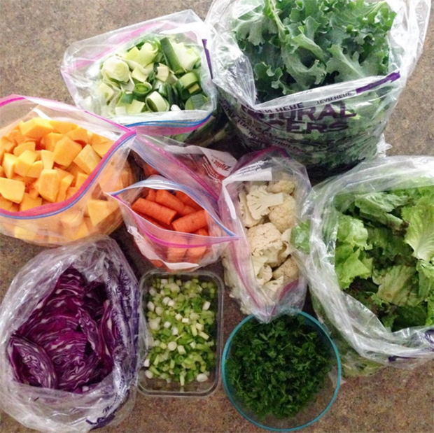 Healthy meal prep - clean eating done right.