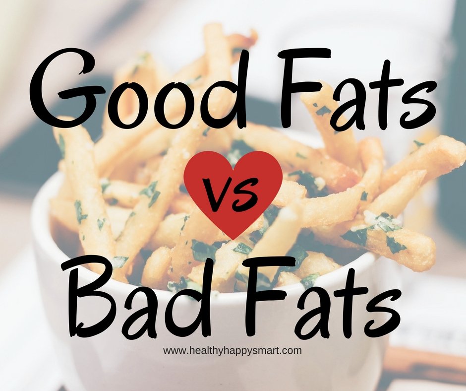 Good Fats vs Bad Fats - your guide to what fats should I eat? What fats should I avoid?