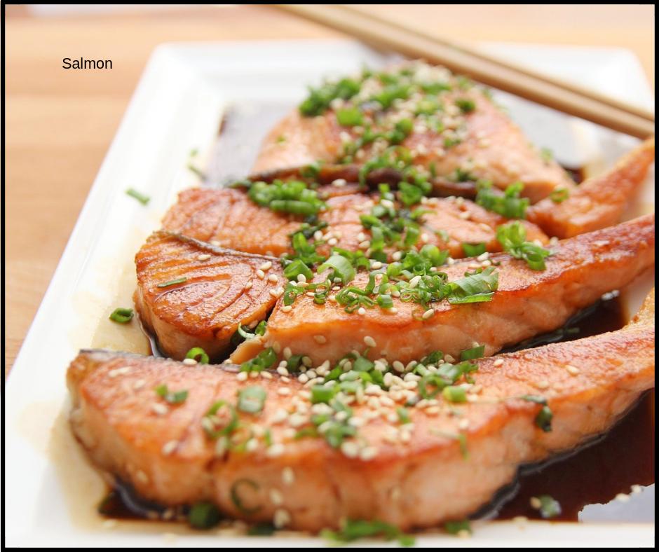 salmon for better mental health