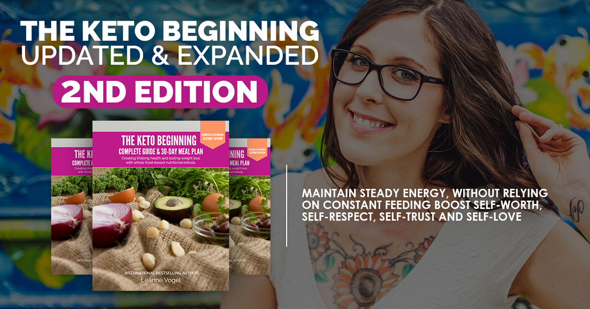 The Keto Begining - ebook 2nd edition to help you do keto: with full keto guide, keto diet food list, meal plan,