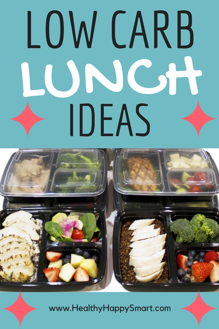low carb lunch ideas - clean eating low carb