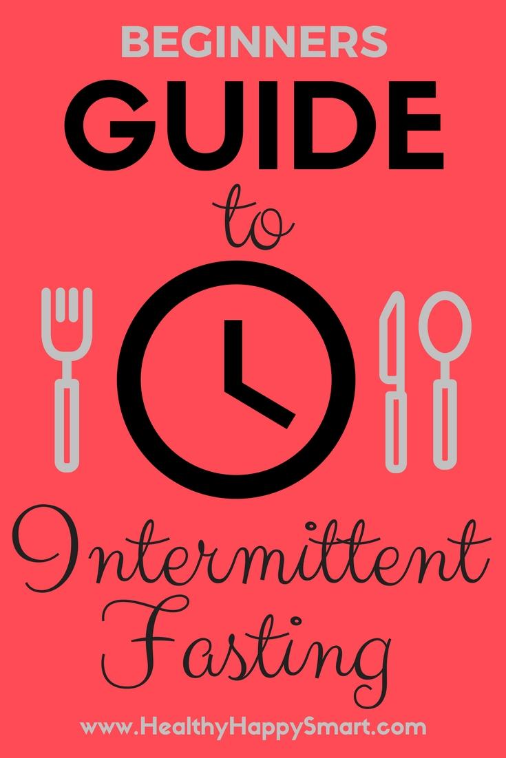 Intermittent Fasting Method - Eat Stop Eat.