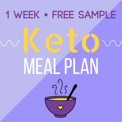 photo about Printable Keto Meal Plan titled 7 Working day Keto Dinner Software Pattern + Keto Weekly Supper Programs HHS