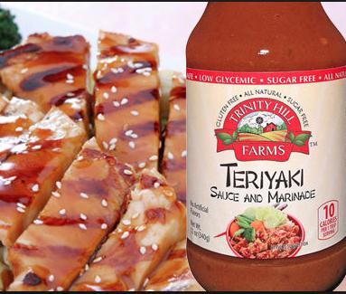 Low carb teriyaki - low carb diet foods, 7 essential sugar free sauces, sugar free condiments. 4 Low carb diet foods.