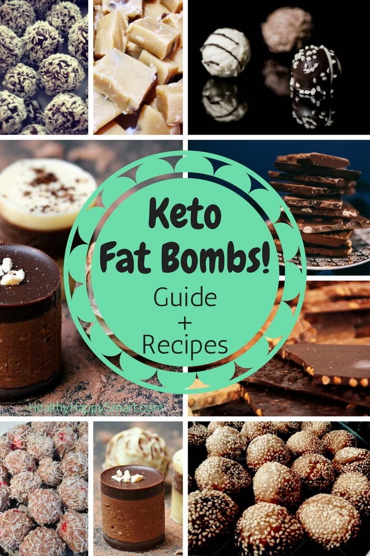 Keto Fat Bombs Guide + Recipes - Healthy.Happy.Smart.