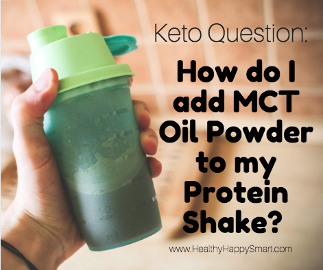 best MCT oil powder