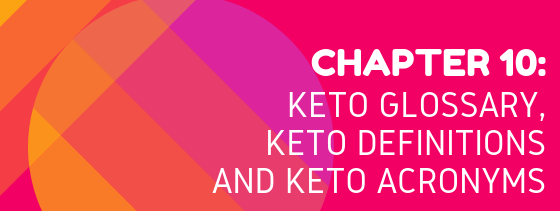 Keto for dummies, Chapter 10