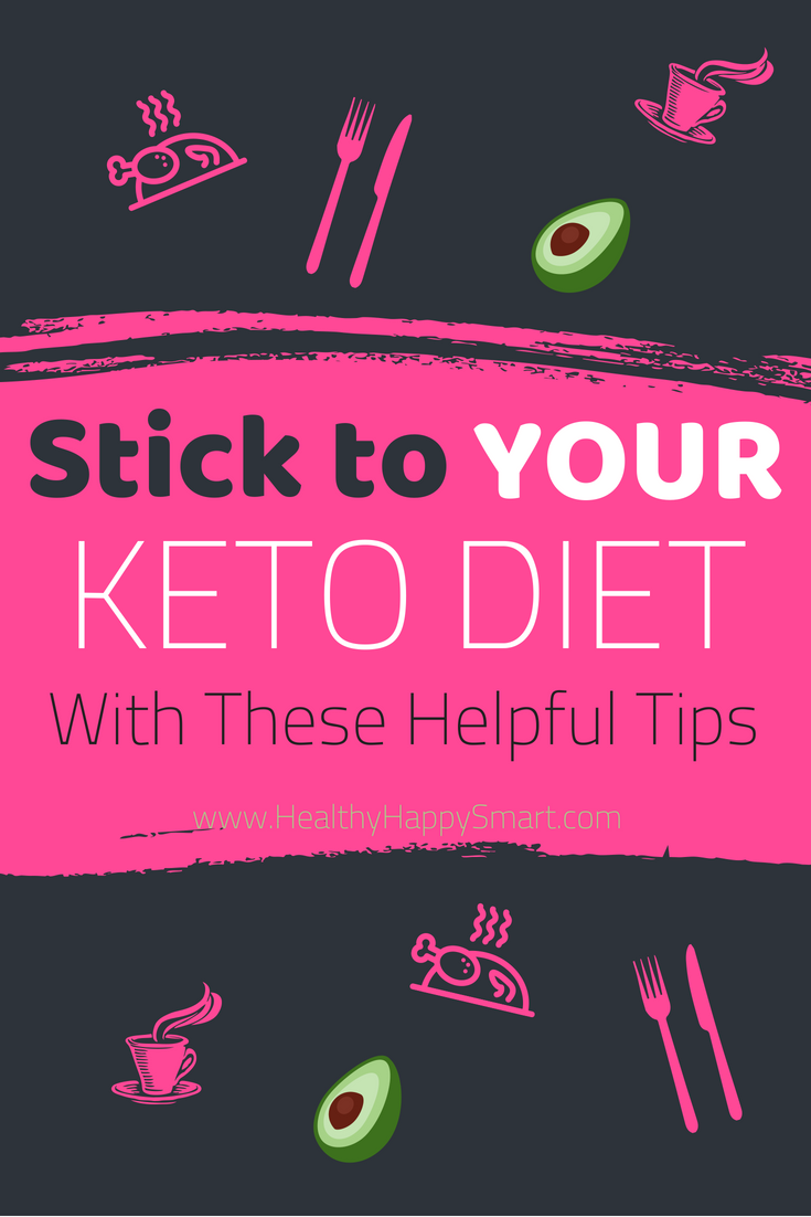 Get your desired Keto Diet results you've always wanted by sticking to it! #KetoDiet #Keto #LowCarbHighFat #LCHF