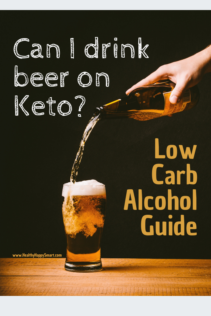 Drinking on Keto? Low carb alcohol guide. Beer? Liquor? Wine? #Keto