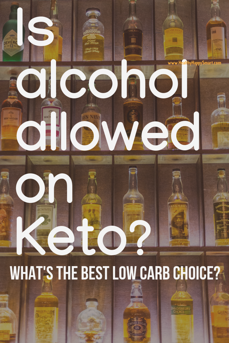 Low carb alcohol guide. Drinking on Keto? #Keto #LCHF #LowCarb