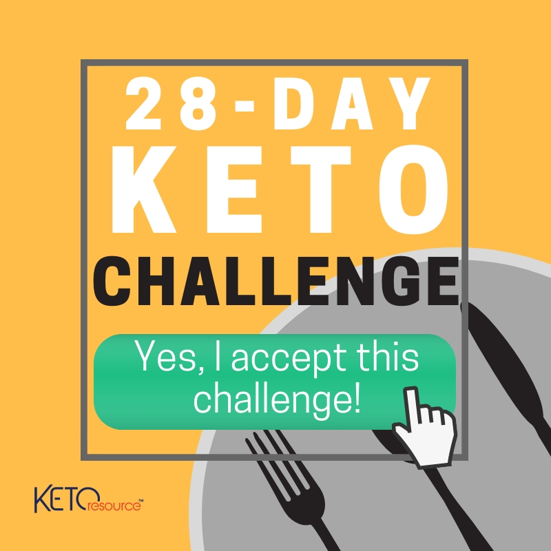 28-Day Keto Challenge • Healthy.Happy.Smart.