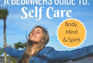 Self Care is Love for your Mind, Body + Spirit