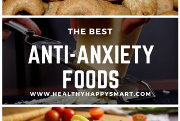 17 Foods + Drinks to Calm your Anxiety & Stress Right Now [Infographic]