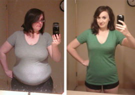 Paleo Before and After Pics – Weight Loss on a Paleo Diet
