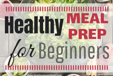 Healthy Meal Prep • What is Clean Eating for Beginners