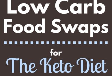 Low Carb Foods List – Smart Swaps for the Keto Diet
