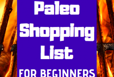 The Ultimate Paleo Shopping List