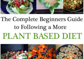 The Complete Beginner's Guide to Eating a More Plant-Based Diet