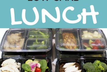 Packing the Perfect Low Carb Lunch